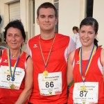 Kaufhaus Moser schickt Lauf-Team zum Business Run 2015